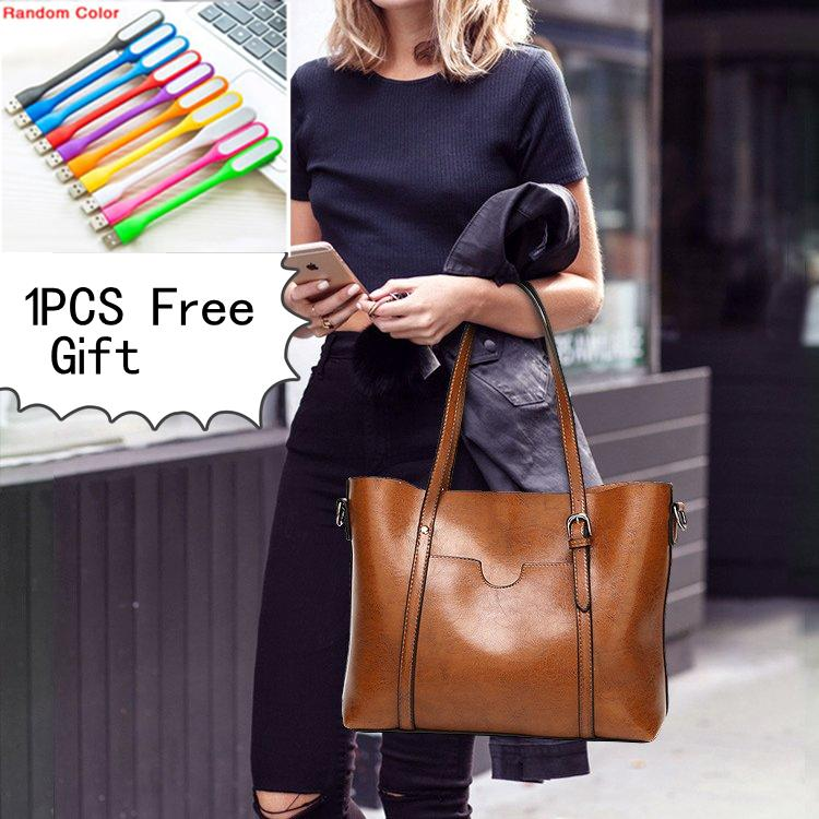 Fashion Tote Bags For Women, Crossbody Shoulder Bag High Quality Leather Lady Purses And Handbag By Trait Shopping Mall