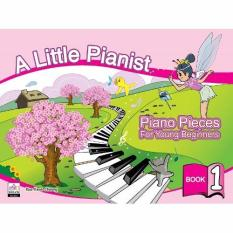 A Little Pianist Piano Pieces For Young Beginners Book 1 - Piano Book - Music Book Kua Kean Cheong - Absolute Piano - The Music Works Store MB1