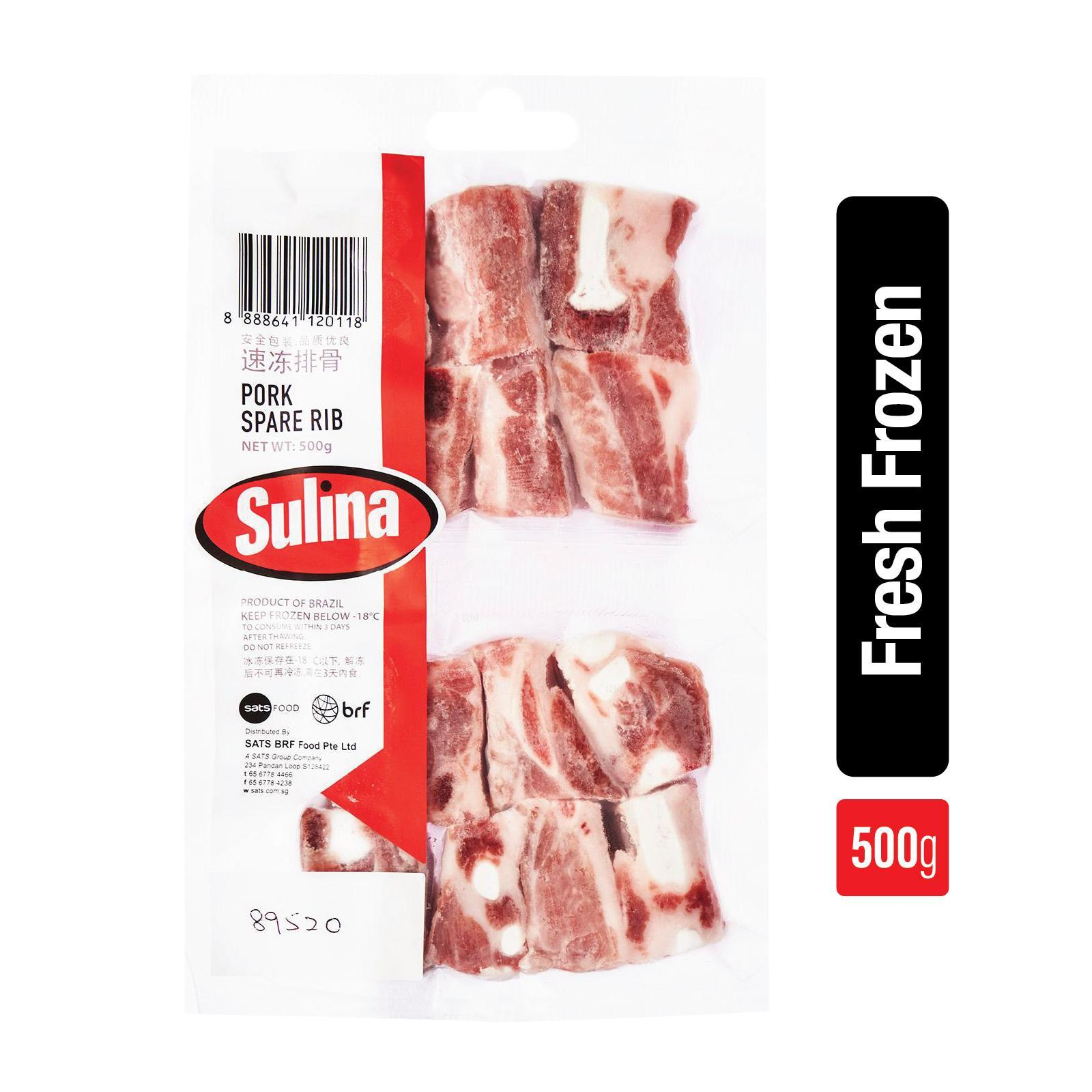 Porkee Frozen Pork - Spare Rib