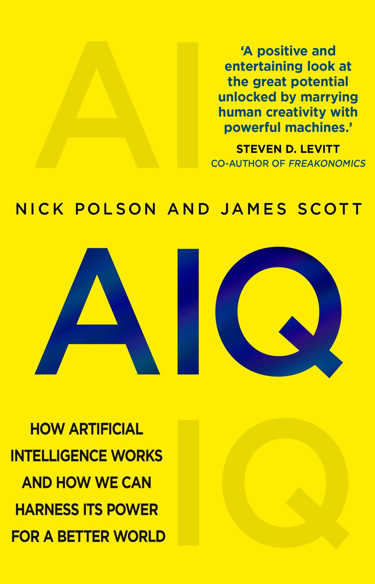 AIQ by Nickscott James Polson