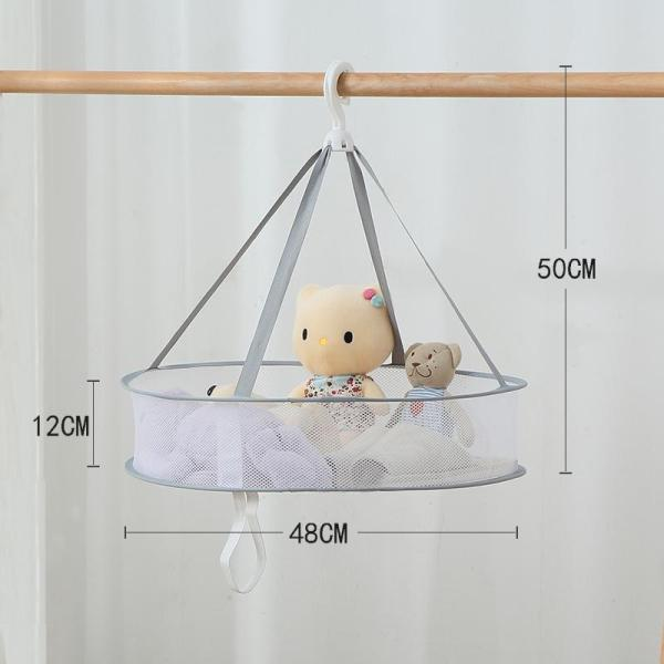 Laundry Basket Clothes Drying Net Hanging Sweater Anti-Transformation String Bag Clothing Tile Bag Clothes Air Dry Useful Product Sedurre Attrarre Home Only