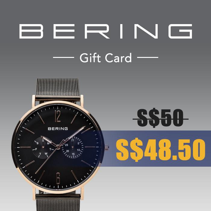 Bering Gift Card Sgd 50 By Mooments - Digital Gift Cards.