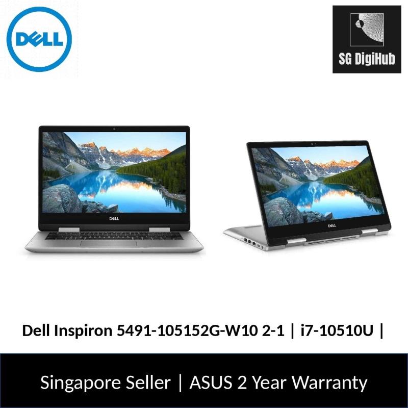 Dell Inspiron 5491-105152G-W10 2-1 | i7-10510U | 16GB RAM | 512GB SSD | NVIDIA MX230 | 2Y Warranty