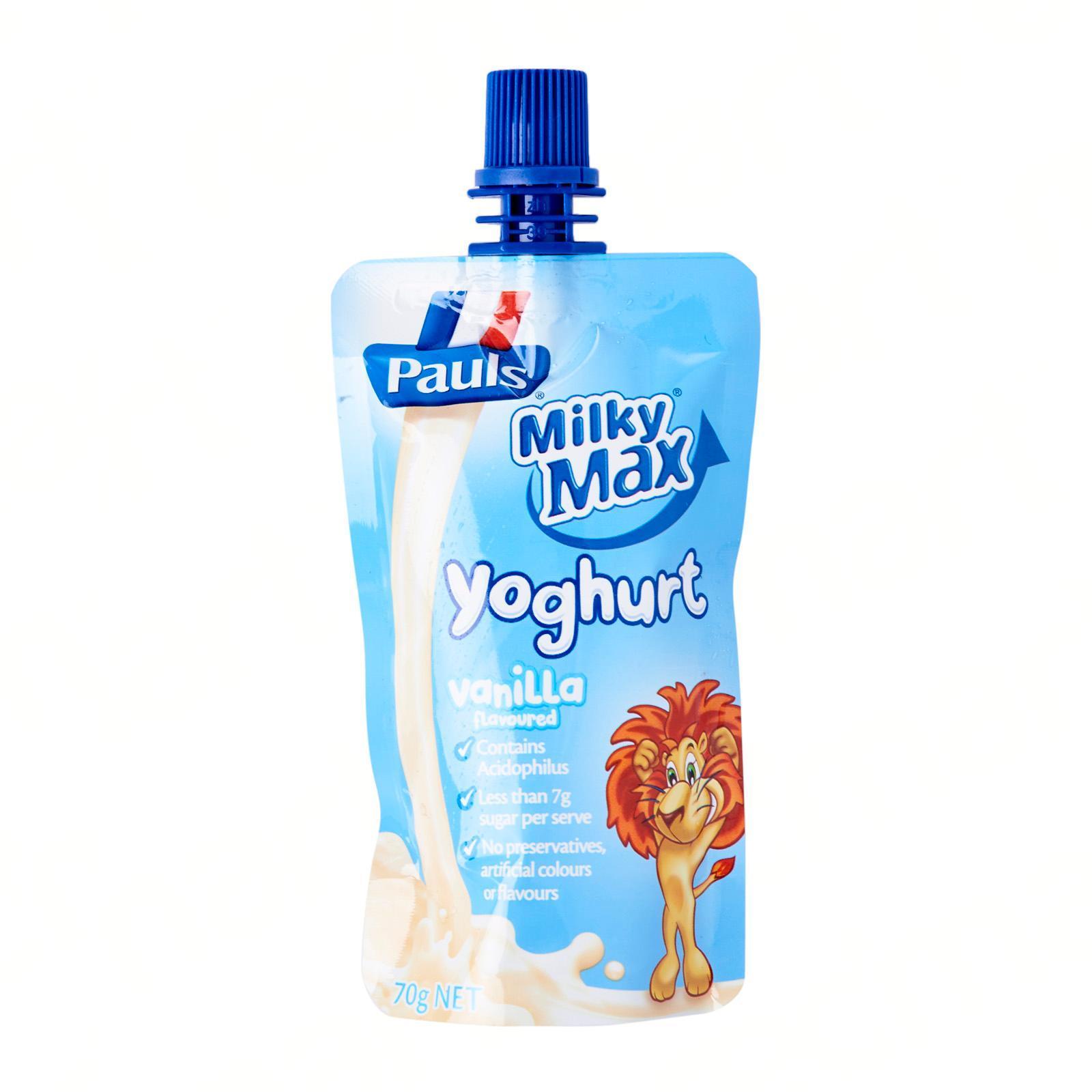 Pauls Kids Yoghurt Vanilla