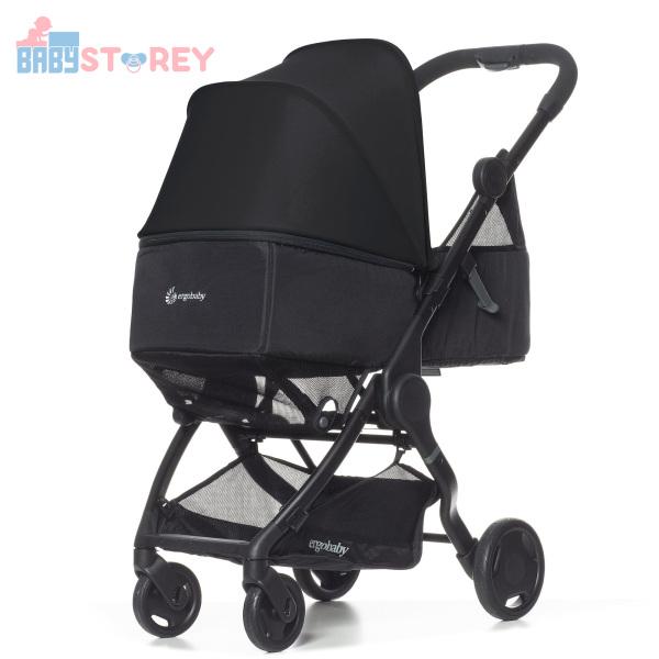 [Baby Storey] Ergobaby Metro Newborn Kit EU - Black Singapore