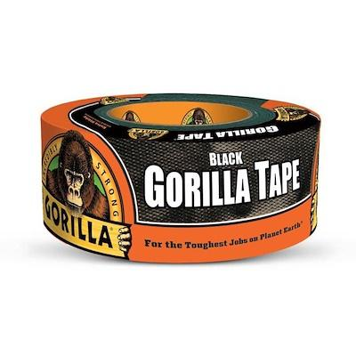 Gorilla Duct Tapes [Black | White | Silver] - 48mm X 9.1m