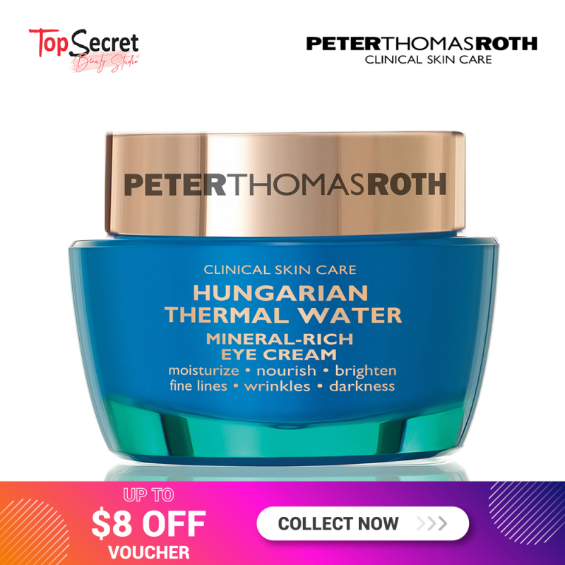 Buy Peter Thomas Roth Hungarian Thermal Water Mineral-Rich Eye Cream 15ml Singapore