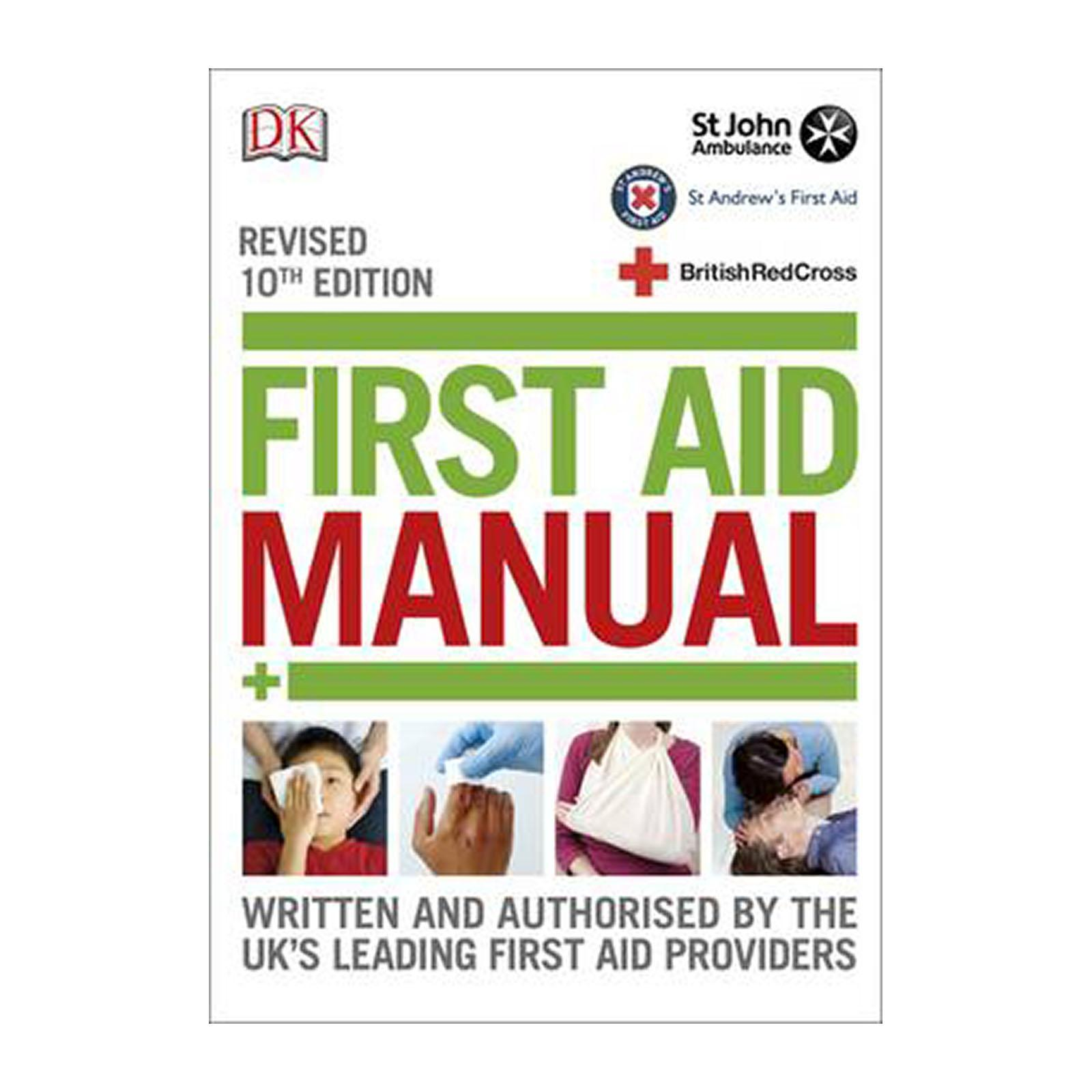 First Aid Manual (Paperback)