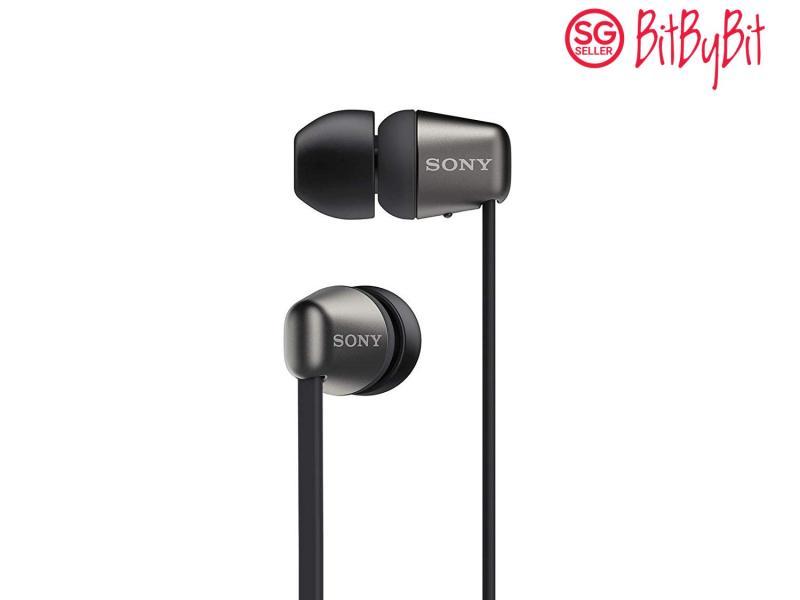 Sony WI-C310 Wireless in-Ear Headphones - Sony Bluetooth Earphones Singapore