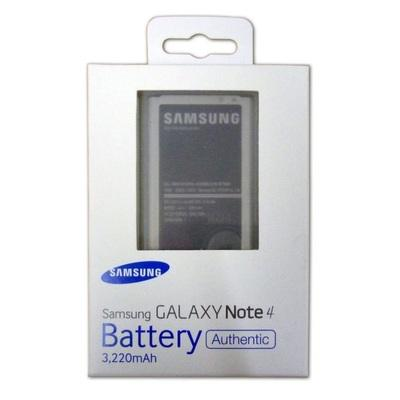 Samsung Galaxy Note 4 Original Battery [authentic] 3220mah By The Storeroom.
