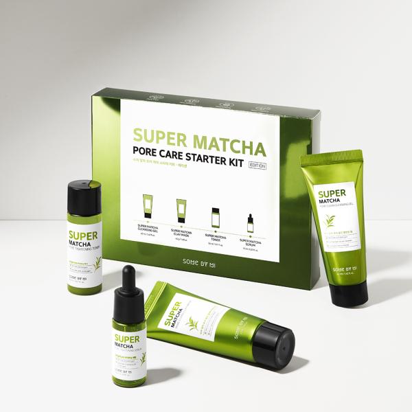 Buy SOMEBYMI Super Matcha Pore Care Starter Kit Singapore