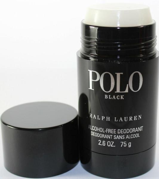 Buy Ralph Lauren Polo Black Deodorant Stick 75g Singapore