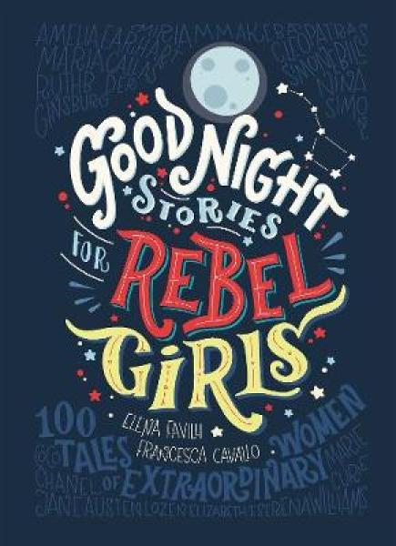 Good Night Stories for Rebel Girls HARDCOVER (9780141986005)
