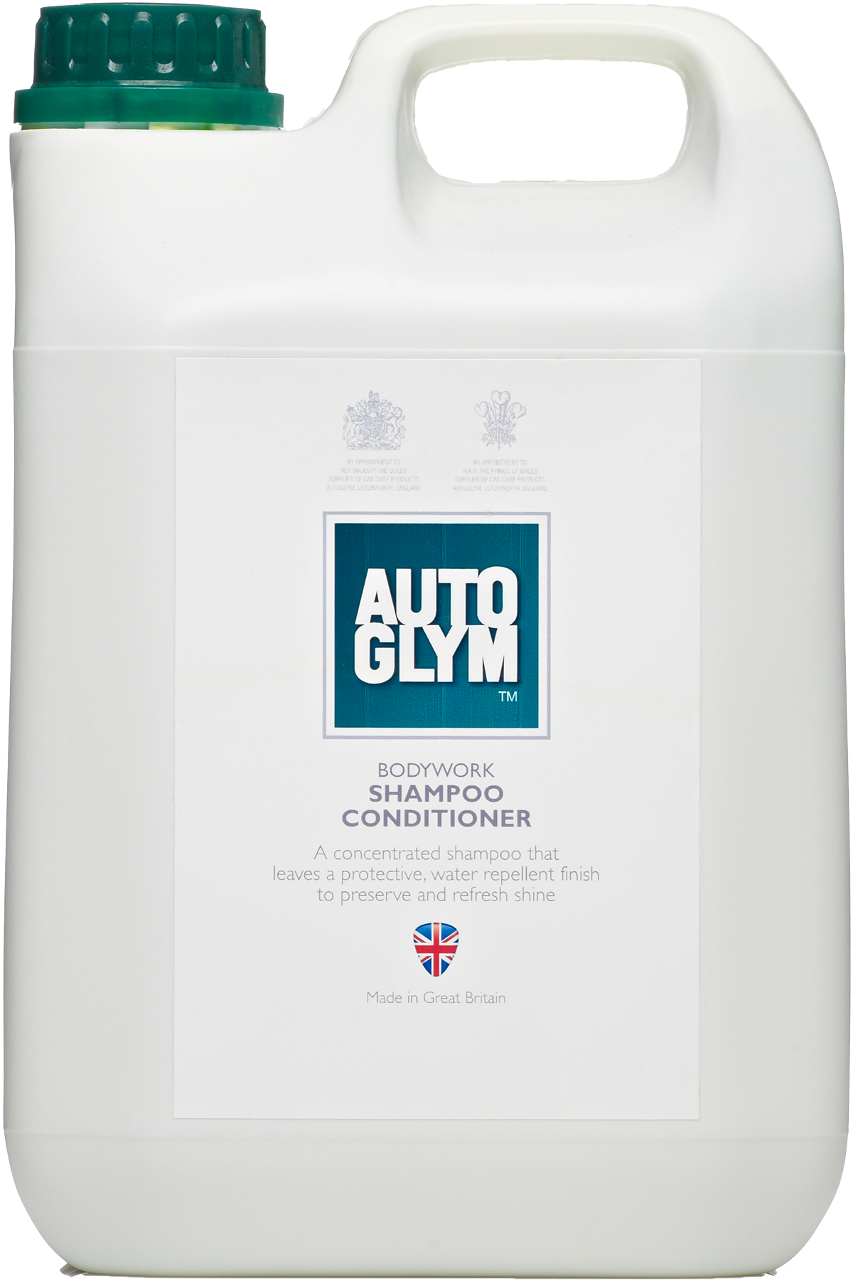 New! Autoglym Bodywork Shampoo Conditioner Now Available In 2.5l.