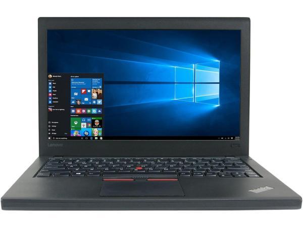 REFURBISED LENOVO THINKPAD  X260 I5-6200U/8GB DDR4 RAM/256 GB SSD/WINDOWS 10/LAPTOP BAG/MOUSE/WINDOWS 10 PRO