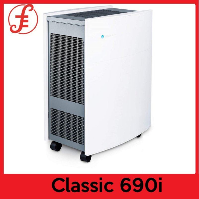Blueair Air Purifier Classic 690i with Dual Protection Filter (690i) Singapore