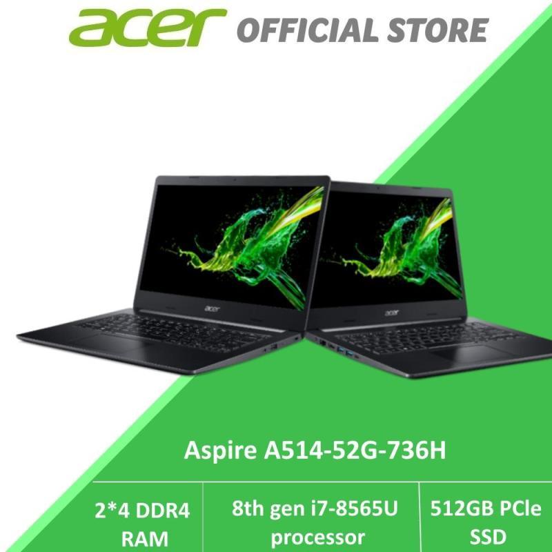 Acer Aspire 5 A514-52G-736H with 8th Gen Intel i7-8565U processor NEW