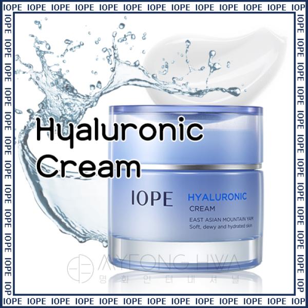 Buy [IOPE ] Hyaluronic Cream 50ml / Face Moisturizers Cream Singapore