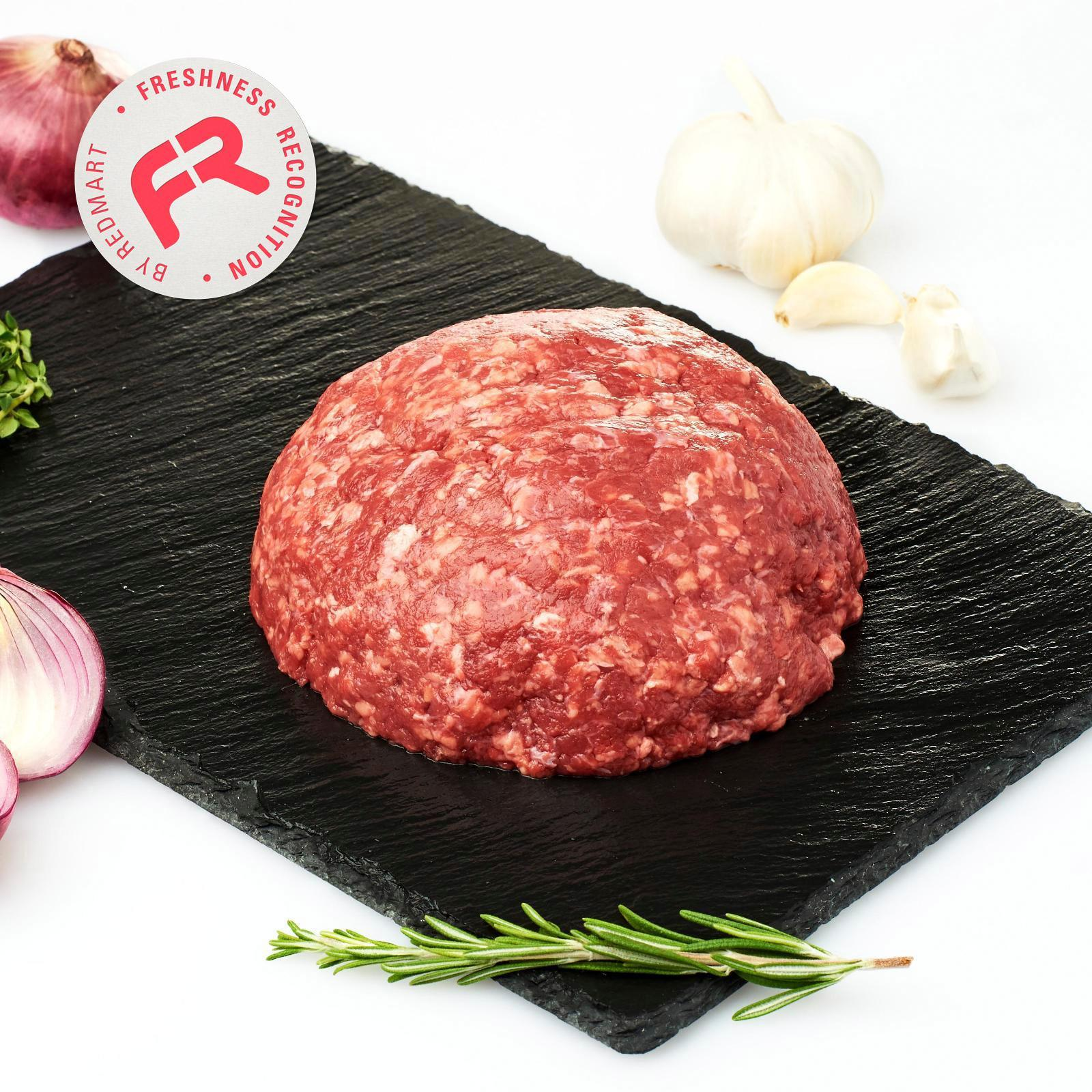 Redmart Grass Fed Angus Minced Beef - New Zealand By Redmart.