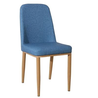 JIJI MESSIEURS Classic Dining Chair in PU Fabric (Free Installation + 6 Months Warranty) - Designer Dining Chairs / Furniture (SG)