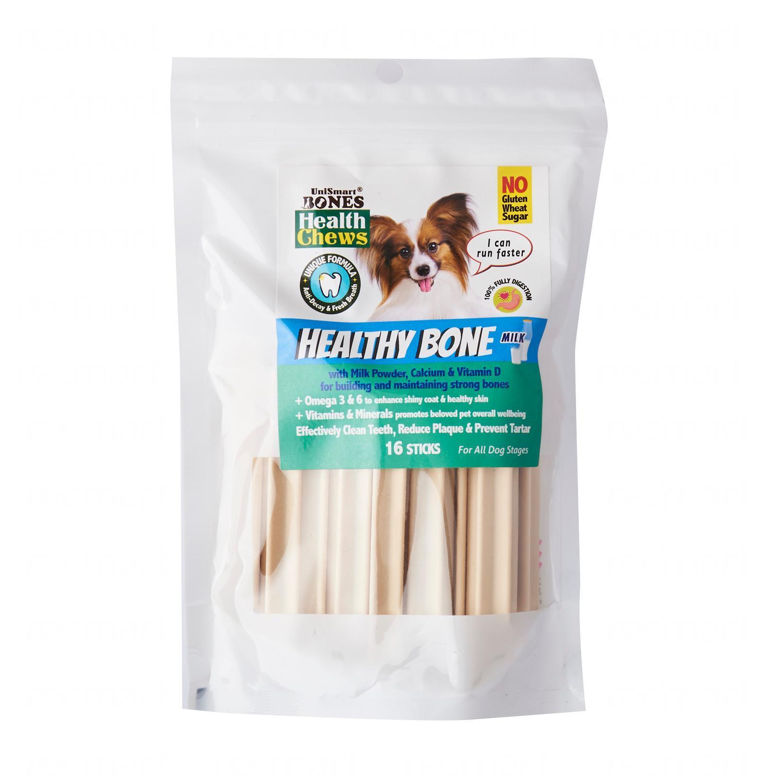 Unismart Bones Health Chews Healthy Bone - Milk