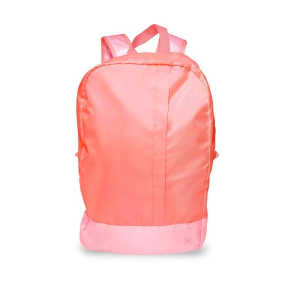 Monocozzi LUSH Foldable Backpack - Coral