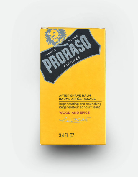 Buy Proraso - After Shave Balm, Wood & Spice, 100ml Singapore