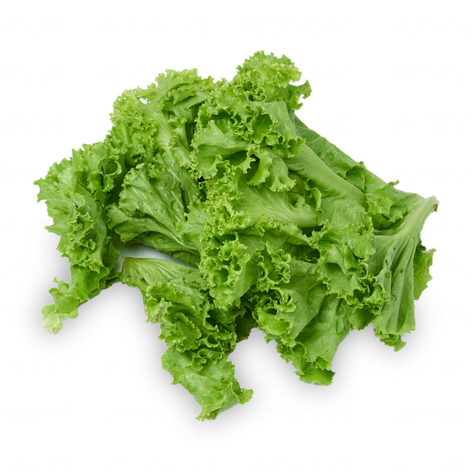 N&p Organic Green Lettuce By Redmart.
