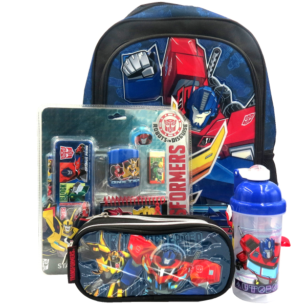 Transformers Bundle Set