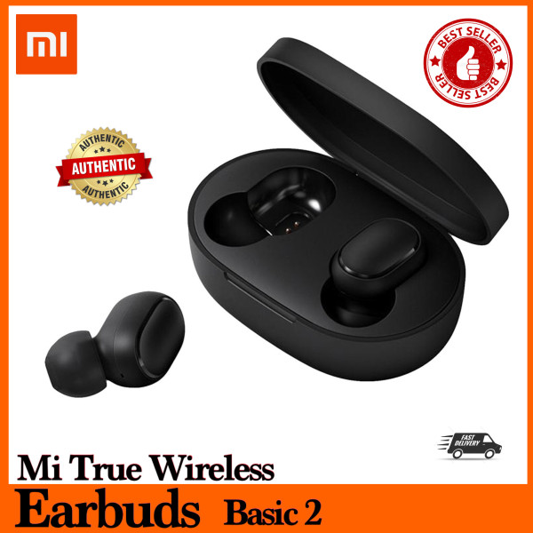 Xiaomi Mi True Wireless Earbuds Basic 2 ( Xiaomi Redmi AirDots 2) Bluetooth Earphone wireless TWS 5.0 Singapore