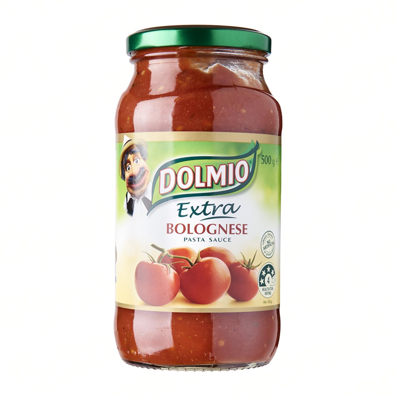 Dolmio Extra Bolognese Pasta Sauce