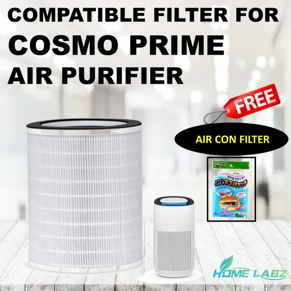 Cosmo Prime Air Purifier Compatible filter Singapore