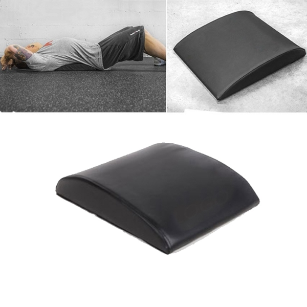 Bảng giá Ab Exercise Sit Ups Benches Pad Abdominal Trainer Mat Comfortable PU Lower Back Support Workout Fitness Equipment
