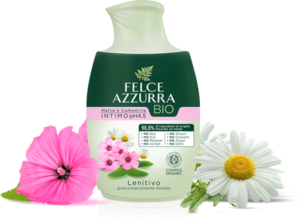 Buy Felce Azzurra Bio Intimate wash - Mallow and Camomile Singapore