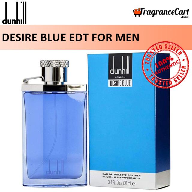 Dunhill Desire Blue Edt For Men (100ml) Eau De Toilette Alfred London [brand New 100% Authentic Perfume/fragrance].
