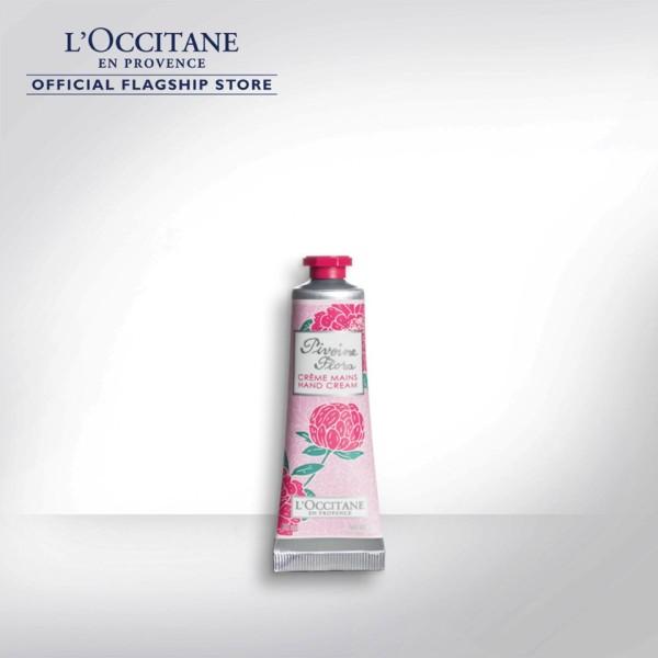 Buy LOCCITANE Pivoine Flora Hand Cream 30ml Singapore