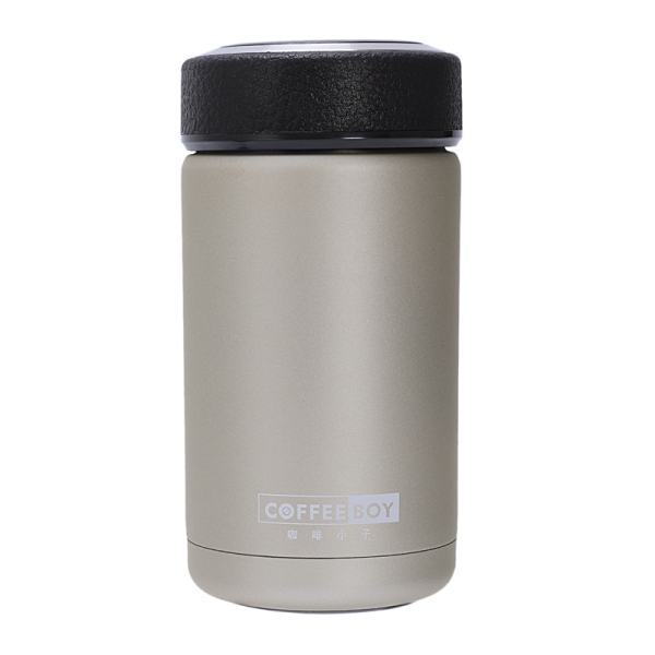 Coffee Boy Thermo Mug For Tea Insulation Cup Thermo Mug Thermo Bottle Stainless Steel Thermos Cup Gold