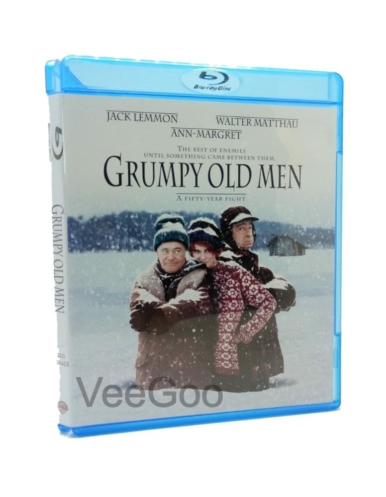 GRUMPY OLD MEN BD (PG/RA)