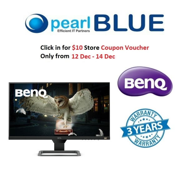 BenQ EW2780 Entertainment Monitor with Eye-care Technology