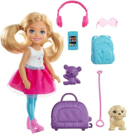 Chelsea Barbie Doll Playset Price In Singapore