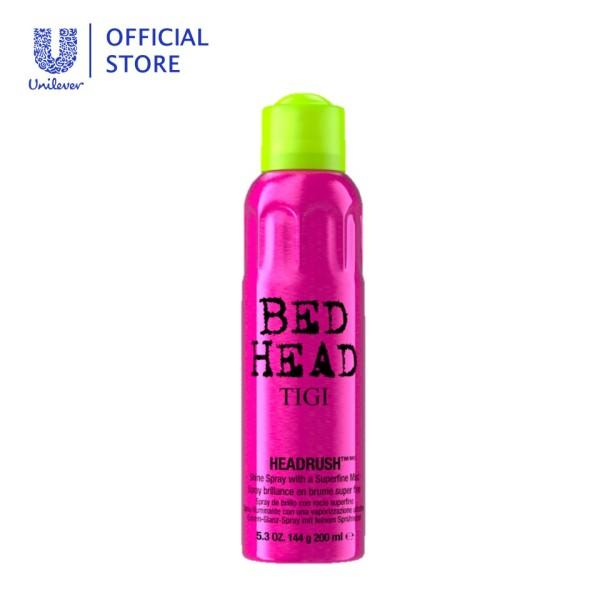 Buy Bed Head by TIGI HEADRUSH™ Shine Spray 200ml Singapore