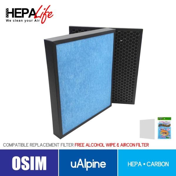 OSIM uAlphine Compatible Hepa Filter - Hepalife Singapore