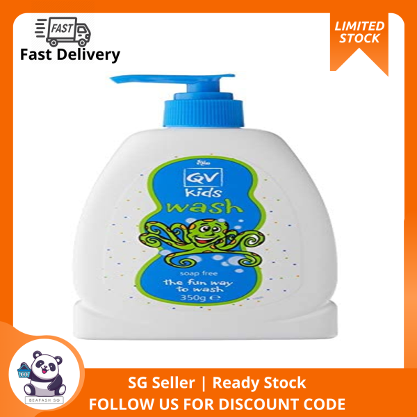 Buy (SG INSTOCK)QV Kids Wash, 350g Singapore