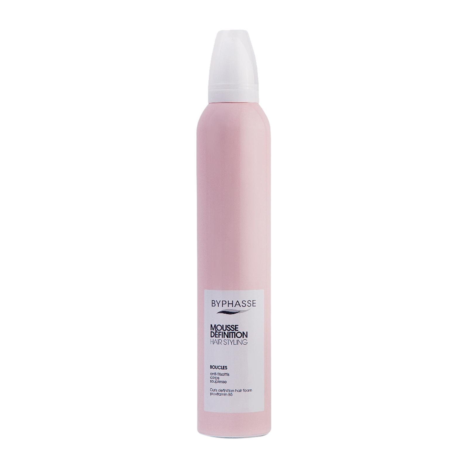 Byphasse Curls Definition Hair Foam Mousse - By Beauty Language