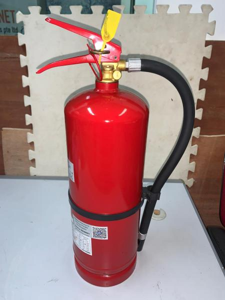 Recertified 4kg Fire Extinguisher (Setsco Approved)