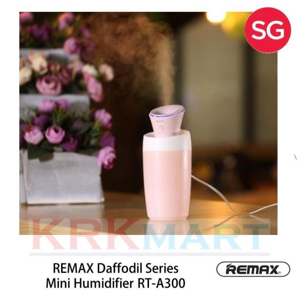 (Courier Delivery) REMAX Daffodil Series Mini Humidifier RT-A300 Singapore