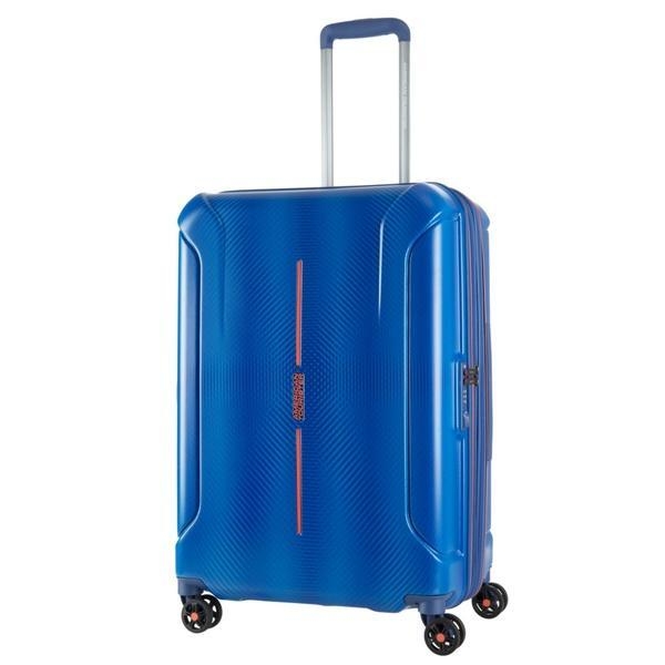American Tourister Technum Spinner 68/25 Exp Tsa By American Tourister Official Store.