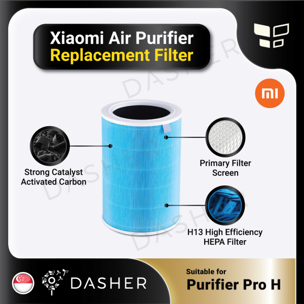 [Ready Stock] Xiaomi Air Purifier Pro H Filter Replacement Singapore