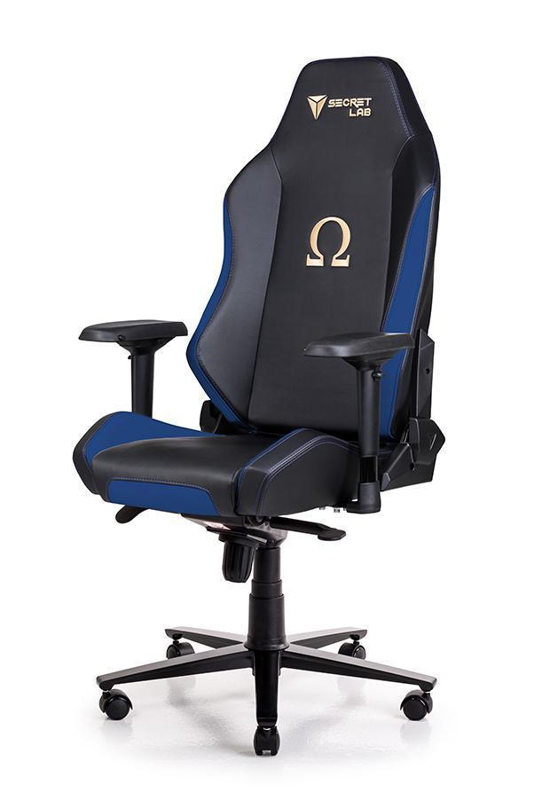 Secretlab OMEGA 2018 Series PRIME PU Leather Gaming Chair - Royal