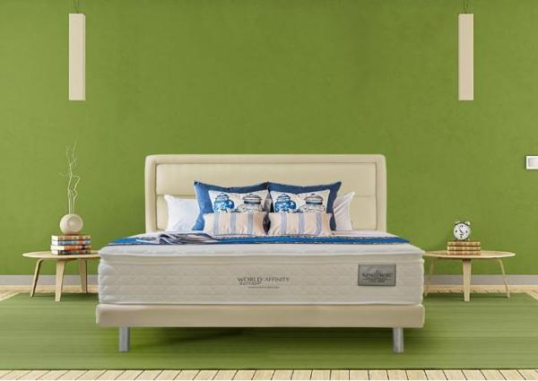 King Koil World Edition Affinity - Mattress Only